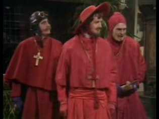 Monty python s spanish inquisition sketch